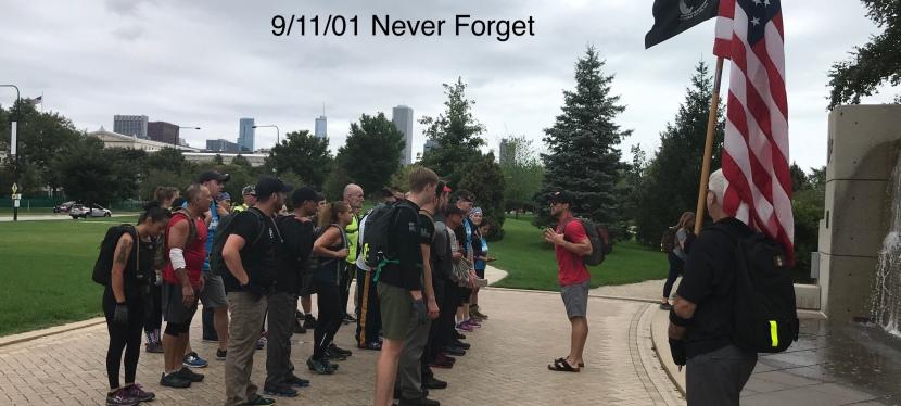 9/11 Memorial WOD